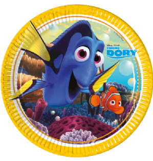 Finding Dory Party Plates | Free Delivery